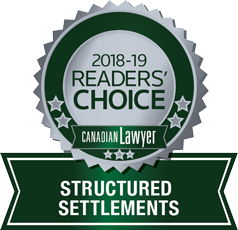 2018-19 Readers' Choice Award - Canadian Lawyer
