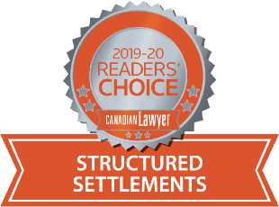 2019-2020 Readers' Choice Award - Canadian Lawyer